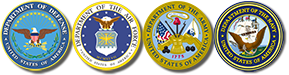 DoD Components emblems